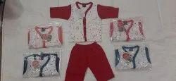 5 Colors Girl & Boy Baby Outfit