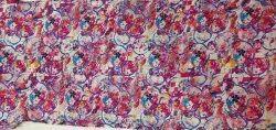 Surya Multicolor Glace cotton print