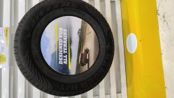 Tyre for car