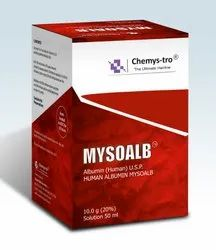 MYSOALB Human Norman Albumin, For Commercial, Chemi Fab Industries