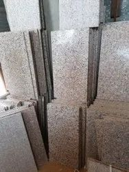 Polished Granite Tiles, For Flooring, Thickness: 10-15 mm