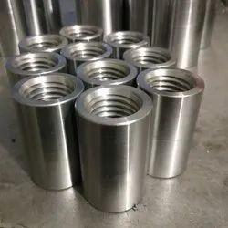 25mm roll tech threading coupler