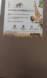 Wood Polymer Composit WPC Brown Alstone Plywood, Grade: Interiors, Size: 4'x8'