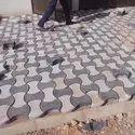 Damro rubber mould paver block