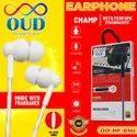 OUD OD-HF-05U Champ Earphone With Perfume Fragrance