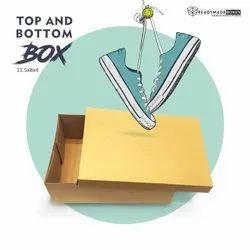Paper Shoe Box