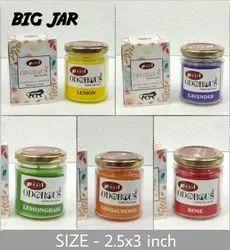 Big Mason Scented Jar Candle