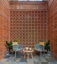 Ventilation wall tiles