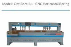 OptiBore 2.1 - CNC Horizontal Boring