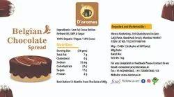 D'aromas Belgian Chocolate Spread