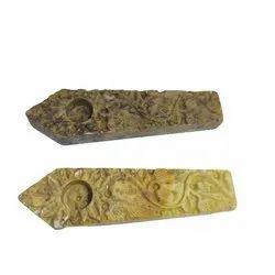 3 inch patari stone smoking pipe