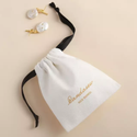 Cotton Jowellary Pouch Bag