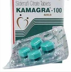 Kamagra 100 Mg Gold Tablet