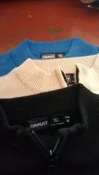 Gravit 1977 Acrylic Blend Men''S Full Sleeves Sweater