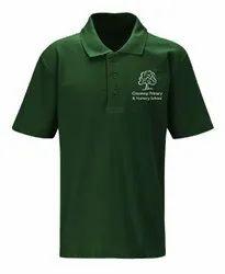Customized School Uniform T Shirt