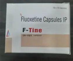 Fluoxetine 20 Mg Capsule
