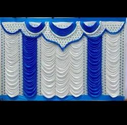 Decoration Polyester Tent sidewall, Size: 10 By 15
