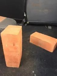 Clay Exposed Solid Bricks