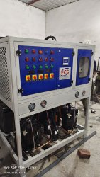 15tr Air Cooled Anodising Chiller