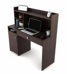 Wooden Rectangular Rite Source Hutch Desks