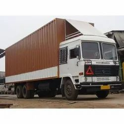 Gujarat 32 ft body container truck body in JNPT, Daily