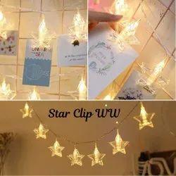 Star Curtain Light