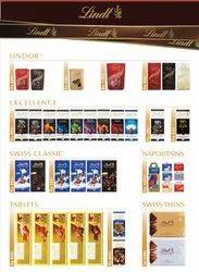 Rectangular Lindt Chocolates