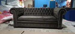 Adorn India Aspen Three Seater Sofa Cum Bed