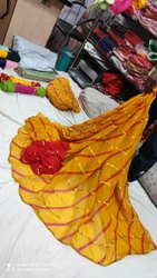 Pure Chiffon Najmin Saree