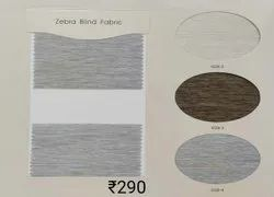 Grey Zebra Blinds G28