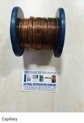 Copper Capillary Pipe