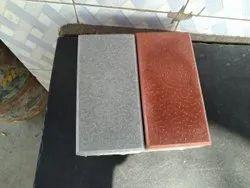 Rubber mould brick shape paver