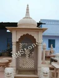 Stone temple 4 ft