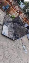 Polished Brown Paper Bag garnite, Flooring, Thickness: 15-20 mm