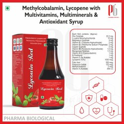 Lycowin Red Syrup
