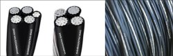Dharmasastha Black 3 Core LT XLPE AB Cables