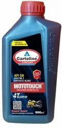 Cartoline Mototouch Bike Engine Oil
