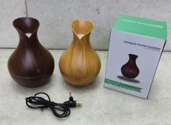 Lavender Wooden Humidifier Cool Mist Air Diffuser