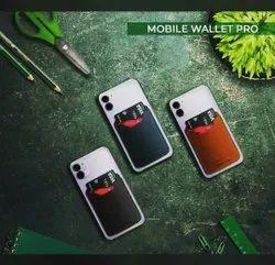 Leatherette Mobile Wallet