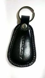 Personalize Leather key chain for Brand  Promotional
