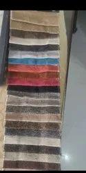 Multicolor Plain Jute Sofa Fabric