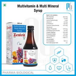 Zenuvit Syrup