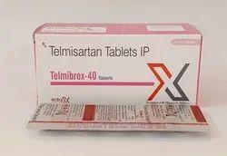 Telmisartan Tablet Ip 40 Mg