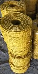 Yellow Danline Pp Rope, For Industrial