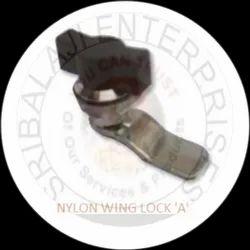 Zinc Alloy Cabinets Knob Type Lock