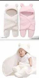 White Baby Cotton Towal