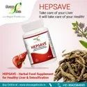 STONE AGE  HEPSAVE  Liver Care Tablets