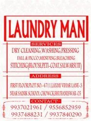 LAUNDRY SERVICES AT BHUBANESWAR