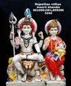 Worship Marble Shiv Parivar Statue