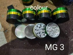 42 mm Jamaica rasta herb grinder